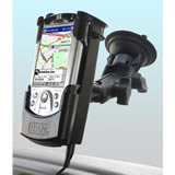 RAM Mount Compaq iPaq PDA Pivot Suction Cup Mount