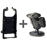 RAM Mount Garmin eMap Short Screw Mount RAP-B-104-GA4U