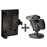 RAM Mount Universal Thin Cradle Mini Screw Mount RAP-B-104-PD2U