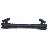 RAM Mount Plastic 12 inch Extended Arm with Double 1 inch Socket