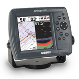 Garmin GPSMAP 178C Ext Ant Single-Trans