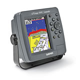 Garmin GPSMAP 198CSE Marine GPS with Transducer