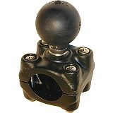 RAM Mount 1.25 inch Rail Mount Clamp Base with 1.5 inch Ball
