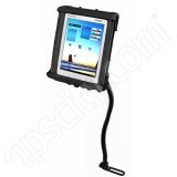 RAM Mount Tab-Lock 9 Panasonic Toughpad FZ-A1 Tablet Locking Vehicle Floor Mount