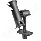 RAM Mount RAM Tube Jr Fishing Rod Holder Standard 6 inch Post Flush Mounting Base