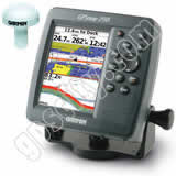 Garmin GPSMAP 298 Sounder with External Antenna