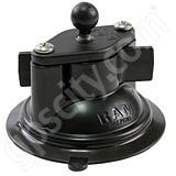 RAM Mount Aluminum Suction Cup with 0.56 inch Ball