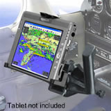 RAM Mount Motion LS800 Tablet Yoke Mount with Fan