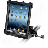 RAM Mount Apple iPad LifeProof Lifedge Case Clamp Mount RAM-B-121-TAB17U