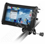 RAM Mount Tab-Lock Small Locking Tablet Clamp Yoke Mount