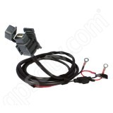 3BR Powersports TAPP Lite USB Power Port with Mount Saddle