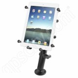 RAM Mount Universal X-Grip III iPad Tablet Long Arm Screw Down Mount