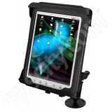 RAM Mount Tab-Lock 10 Panasonic Toughpad FZ-A1 Tablet Long Arm Locking Swivel Mount
