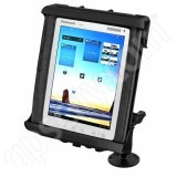 RAM Mount Tab-Lock 9 Panasonic Toughpad FZ-A1 Tablet Long Arm Locking Swivel Mount