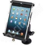 RAM Mount Apple iPad mini Tab-Lock Tab 12 Swivel Mount RAM-B-101-TABL12U