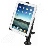 RAM Mount Apple iPad Long Arm Screw Down Swivel Mount RAM-B-138-C-AP8U