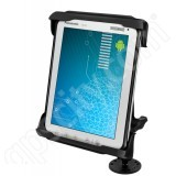 RAM Mount Tab-Tite 10 Panasonic Toughpad FZ-A1 Tablet Long Arm Swivel Mount