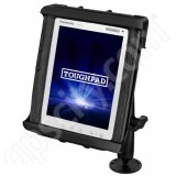 RAM Mount Tab-Tite 9 Panasonic Toughpad FZ-A1 Tablet Long Arm Swivel Mount