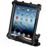 RAM Mount Apple iPad LifeProof Lifedge Case Flat Surface Swivel Mount Tab-Tite 17