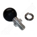 RAM Mount 0.38-16 Male Thread with 1 inch Ball