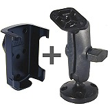 RAM Mount Compaq iPaq PDA Screw Down Mount RAP-B-138-CO1U