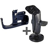 RAM Mount Plastic Garmin Quest Series Screw Down Mount