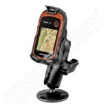 RAM Mount Plastic Garmin eTrex 10 20 30 Flat Surface Mount
