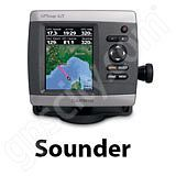 Go to the Garmin GPSMAP 421s Sounder page.