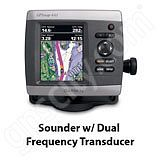 Garmin GPSMAP 441s Sounder with Dual Frequency Transducer
