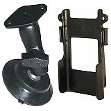 RAM Mount Radio Belt Clip Bar Large Suction Mount