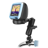 RAM Mount TomTom GO 300 700 Cradle on U-Bolt Mount