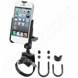 RAM Mount Apple iPhone 5 ATV UTV Strap Mount RAM-B-149Z-2-AP11U