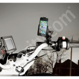 RAM Mount Apple iPod Touch 4G Motorcycle Mount RAM-B-149Z-AP10U
