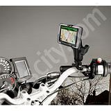 RAM Mount Garmin nuvi 1200 Zinc Coated Motorcycle Mount RAM-B-149Z-GA33U