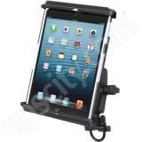 RAM Mount Apple iPad mini Tab-Tite 12 Zinc Handlebar Rail Mount RAM-B-149Z-TAB12U