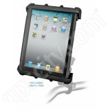 RAM Mount Tab-Tite Large Tablet Zinc Rail Mount RAM-B-149Z-TAB8U
