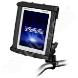 RAM Mount Tab-Tite 9 Panasonic Toughpad FZ-A1 Tablet Zinc Rail Mount