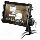 RAM Mount Tab-Lock-6 Tablet Handlebar Rail Locking Mount Zinc RAM-B-149Z-TABL6U