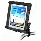 RAM Mount Tab-Lock 9 Panasonic Toughpad FZ-A1 Tablet Locking Zinc Rail Mount