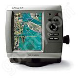 Garmin GPSMAP 525s Sounder with Dual Frequency Transducer