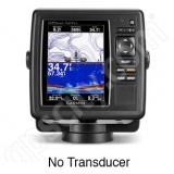 Garmin GPSMAP 527xs without Transducer