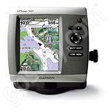 Garmin GPSMAP 540s Sounder with Dual Frequency Transducer