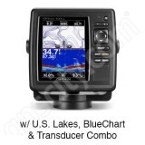 Go to the Garmin GPSMAP 547xs with Preloaded U.S. Lakes and U.S. BlueChart g2 and Transducer page.