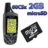 Garmin GPSMAP 60CSx with 2GB