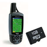 Garmin GPSMAP 60Cx GPS with 2GB Memory Card