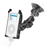 NPI RAM Apple iPod classic Locking Suction Cup Mount