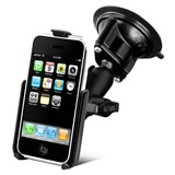 RAM Mount iPhone 3G 3GS Suction Mount RAM-B-166-AP6U