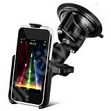 RAM Mount Apple iPod Touch Suction Cup Mount G2 RAM-B-166-AP7U