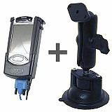 RAM Mount Powered Compaq iPaq PDA Locking Suction Cup Mount