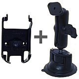 RAM Mount Compaq iPaq 4100 PDA Locking Suction Mount